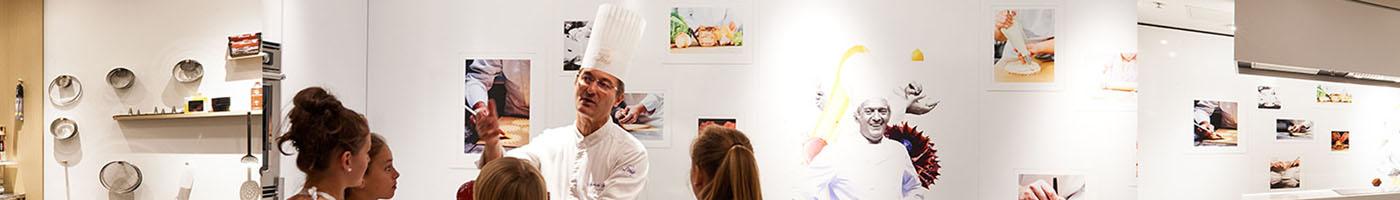 点击查看法国雷诺特厨艺学院(ECOLE LENOTRE PARIS)中文介绍页面